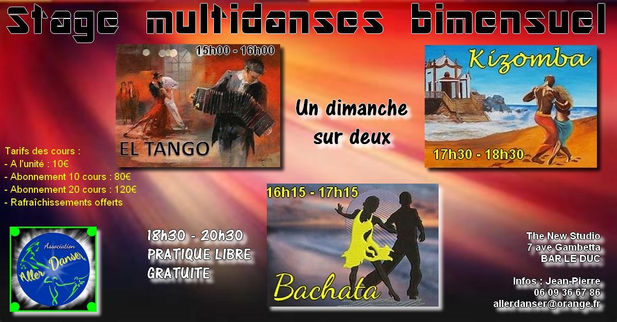 Stage bimensuel